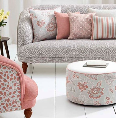 Warwick Winchester Fabric Collection at Fabers Furnishings