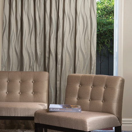 Muriwai Fabric Collection by James Dunlop available at Fabers Furnishings
