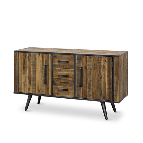 Rustic Skandy Sideboard by FbD available at Fabers Furnishings