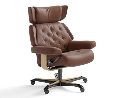 Skyline Office Chair by Stressless at Fabers Furnishings