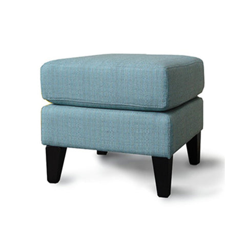 Square Ottoman at Fabers Furnishings