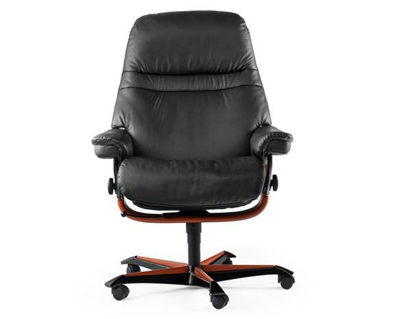 Sunrise Office Chair by Stressless at Fabers Furnishings