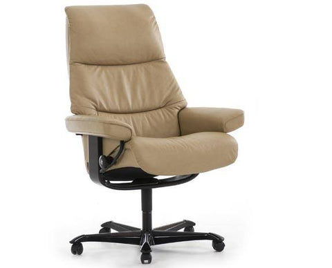 View Office Chair by Stressless at Fabers Furnishings