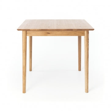 Furniture by Design Small Extension Dining Table Fabers Furnishings