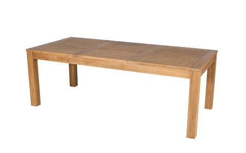 Cooper Outdoor Dining Table by Devon available at Fabers Furnishings
