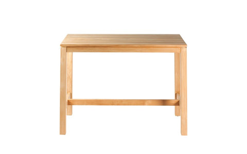 Haast Rectangle Bar Table by Devon available at Fabers Furnishings