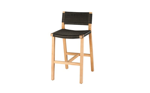 Marsden Outdoor Bar Chair by Devon available at Fabers Furnishings