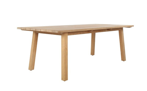 Devon St Clair Outdoor Dining Table at Fabers Furnishings