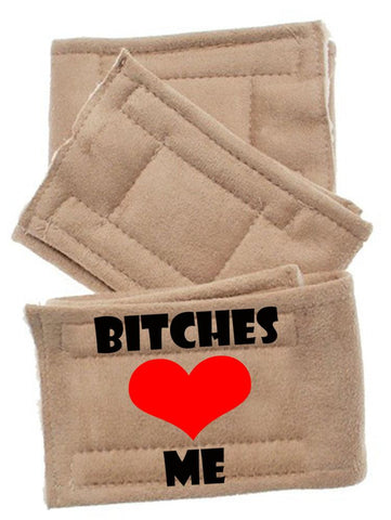 Peter Pads Size LG Bitches Love Me 3 Pack