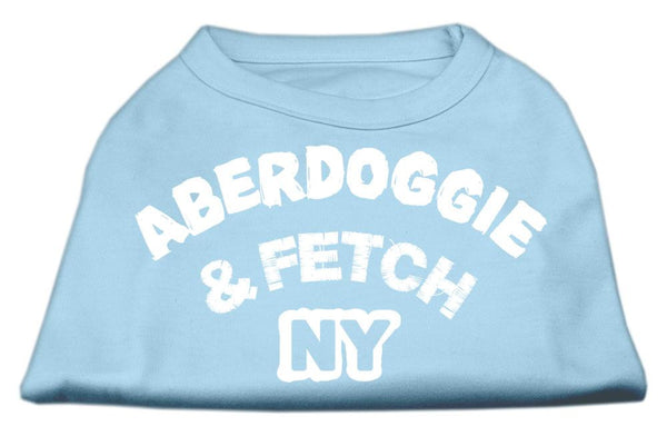 Aberdoggie Ny Screenprint Shirts