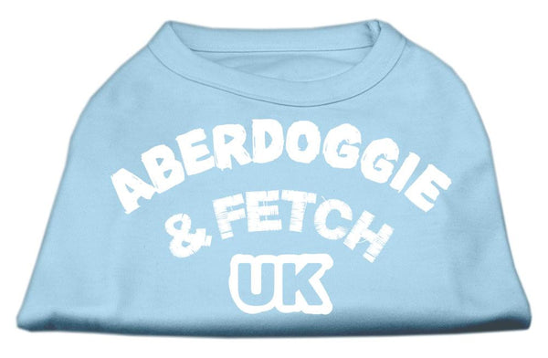 Aberdoggie Uk Screenprint Shirts