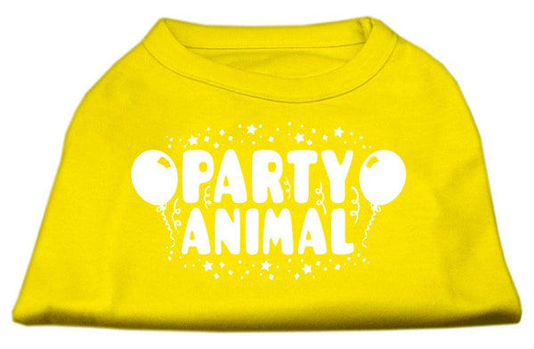 Party Animal Screen Print Shirt