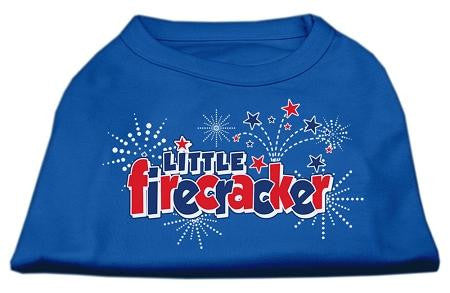 Little Firecracker Screen Print Shirts