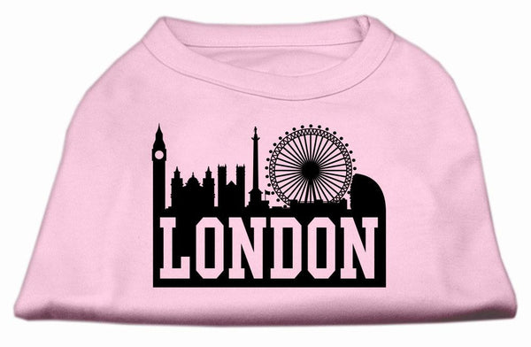 London Skyline Screen Print Shirt