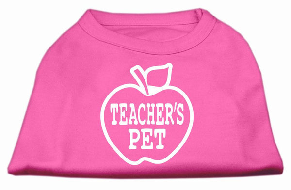 Teachers Pet Screen Print Shirt