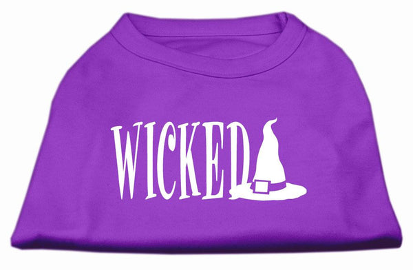 Wicked Screen Print Shirt