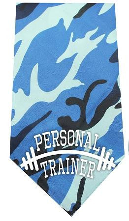 Personal Trainer Screen Print Bandana