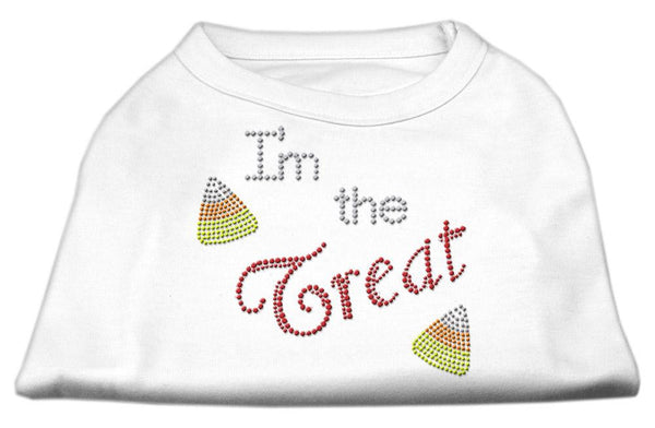 I'm The Treat Rhinestone Dog Shirt