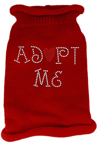 Adopt Me Rhinestone Knit Pet Sweater