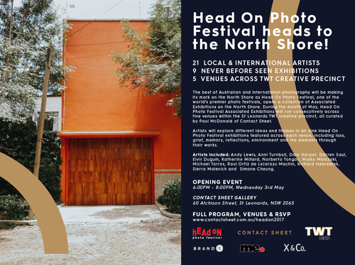 Head On Photo Festival 2017 | TWT Creative Precinct