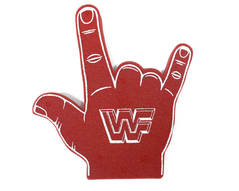 WWF SUPERFLY SNUKA FOAM FINGER