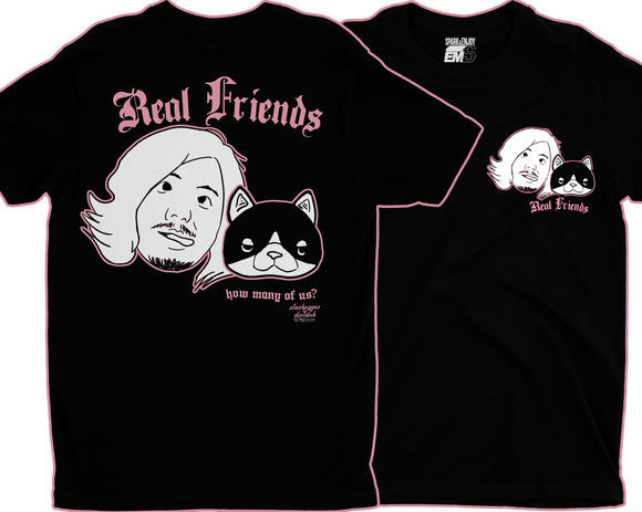 REAL FRIENDS 004 T-SHIRT