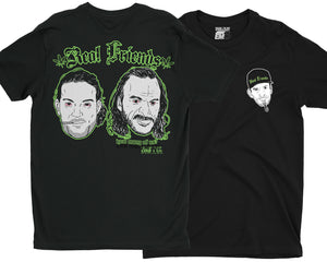 "REAL FRIENDS 005 T-SHIRT ""CHRONIC 2001"""