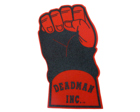 WWF UNDERTAKER DEADMAN INC FOAM FINGER