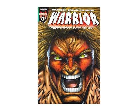 ULTIMATE WARRIOR COMIC BOOK #1