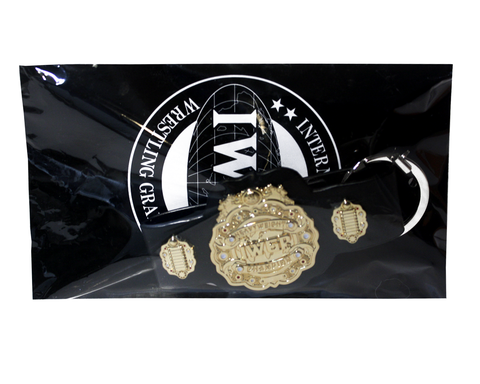 NJPW IWGP HEAVYWEIGHT BELT KEYCHAIN