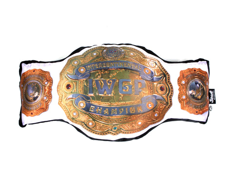 NJPW INTERCONTINENTAL TITLE PILLOW