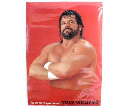 AJPW DR. DEATH STEVE WILLIAMS POSTER