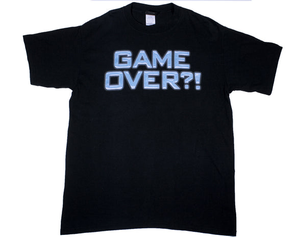 WWF TRIPLE H GAME OVER T-SHIRT MED