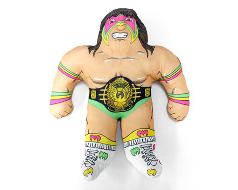 WWF ULTIMATE WARRIOR WRESTLING BUDDY