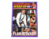 NWA WRAP UP MAGAZINE # 3 *ROAD WARRIORS FOLD-OUT POSTER*