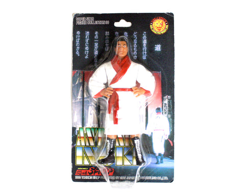 NJPW ANTONIO INOKI ACTION FIGURE