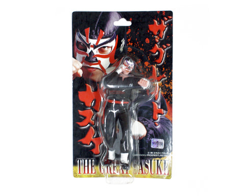 MICHINOKU PRO GREAT SASUKE ACTION FIGURE