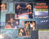 NJPW / WCW STRONG STYLE EVOLUTION 97 PROGRAM