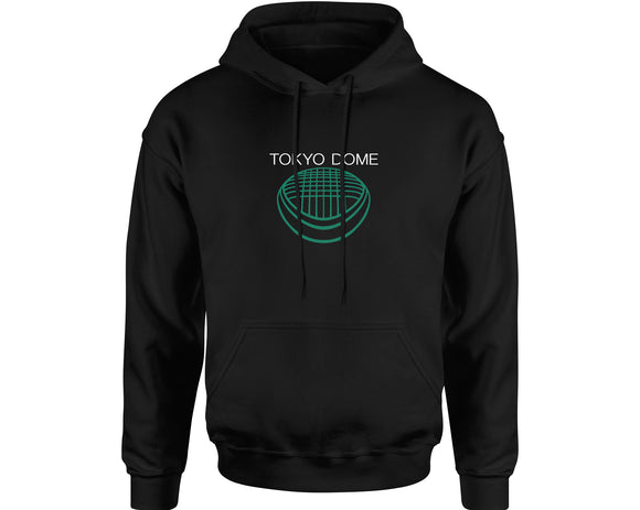 TOKYO DOME EMBROIDERED PULLOVER HOODIE