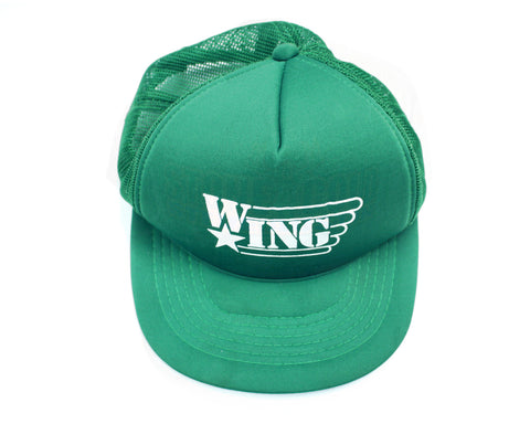 W*ING GREEN AUTOGRAPHED HAT