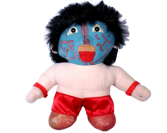 NJPW GREAT MUTA PLUSH DOLL