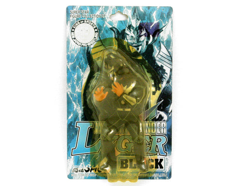 NJPW JYUSHIN LYGER ACTION FIGURE - BLACK