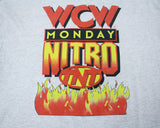WCW NITRO GRAY T-SHIRT XL