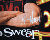 [SIGNED] WCW KEVIN NASH VINTAGE T-SHIRT XL