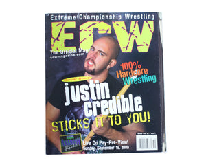 ECW MAGAZINE ISSUE #3