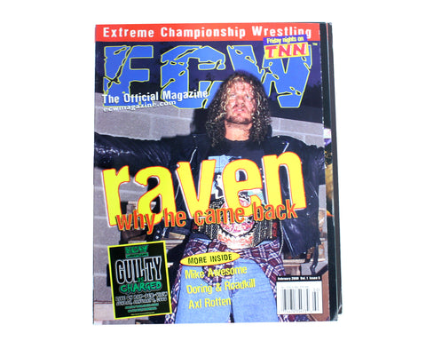 ECW MAGAZINE ISSUE #5