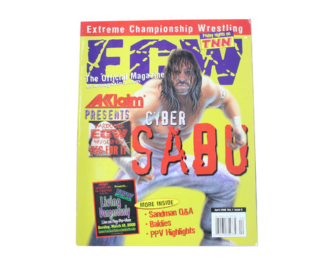 ECW MAGAZINE ISSUE #6