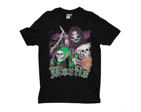 MORTIS T-SHIRT [GREEN] 💀