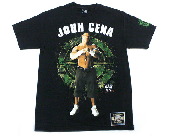 WWE JOHN CENA LIVE FAST T-SHIRT MEDIUM