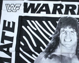 WWF ULTIMATE WARRIOR FLAG